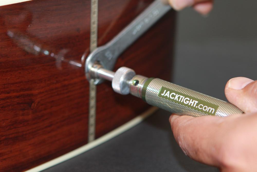 Jacktight Acoustic Guitar Repair Kit Tighten Loose End Pin