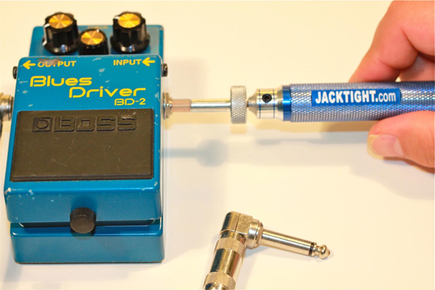 JackTight repairs guitar pedals.