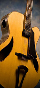 Ryan Thorell, Expert Luthier