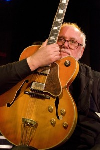 John Pavia, Jazz Guitar Player